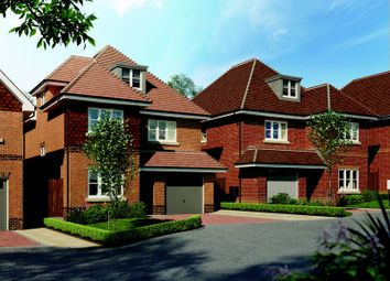 Thumbnail 5 bed detached house for sale in Nork Way, Banstead