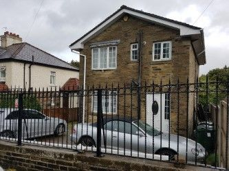 Thumbnail 3 bed detached house for sale in Bingley Road, Bradford 9