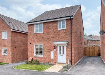 Hawker Close, Longbridge, Birmingham B31. 3 bed detached house for sale