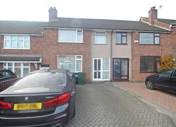 Thumbnail 3 bed terraced house for sale in Winsford Avenue, Coventry