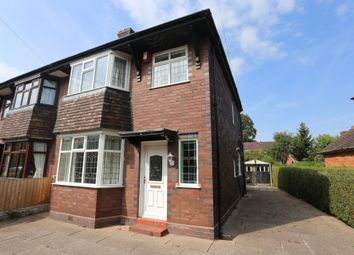 Thumbnail 3 bed semi-detached house for sale in Summerville Road, Trent Vale