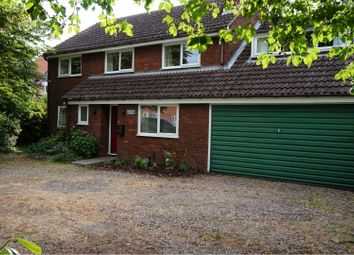 Thumbnail 5 bed detached house for sale in Main Road, Little Hale, Sleaford