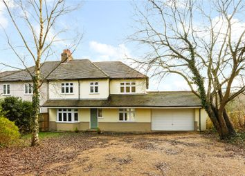 5 bed semi-detached house for sale in Cryals Road, Matfield, Tonbridge, Kent TN12