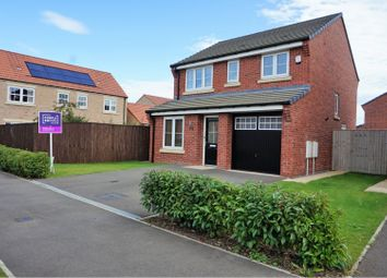 Thumbnail 3 bed detached house for sale in Morley Carr Drive, Yarm
