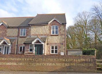 Thumbnail 2 bedroom end terrace house for sale in Crofts Mead, Wincanton