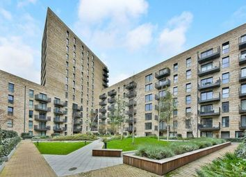 Thumbnail 1 bed flat for sale in Kingfisher Heights, Bramwell Way, London
