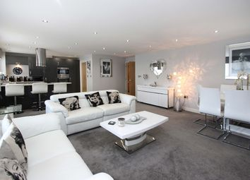 Chigwell Heights, 212 Manor Road, Chigwell, Essex IG7. 2 bed flat
