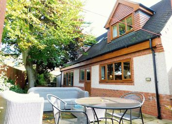 Thumbnail 3 bed detached house for sale in School Lane, Great Haywood, Stafford.