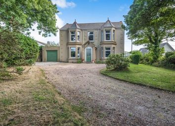 Thumbnail 4 bed detached house for sale in Redruth, Cornwall, U.K.