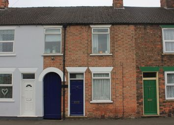 Thumbnail 2 bed terraced house for sale in North Gate, Newark