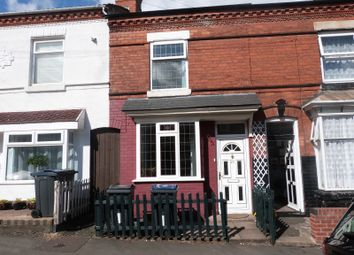 Thumbnail 2 bed terraced house to rent in Frances Road, Kings Norton, Birmingham