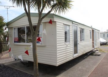 Thumbnail 3 bedroom mobile/park home for sale in Suffolk Sands Holiday Park, Felixstowe