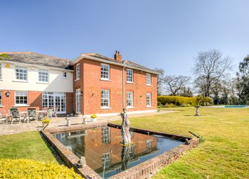 Thumbnail 4 bed detached house for sale in Blackmore Road, Fryerning, Ingatestone, Essex