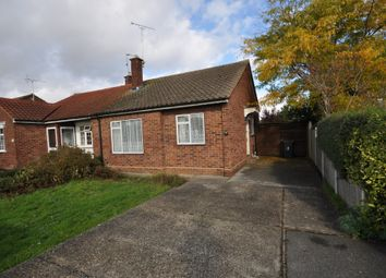 Thumbnail 2 bed detached bungalow for sale in Hearsall Avenue, Chelmsford