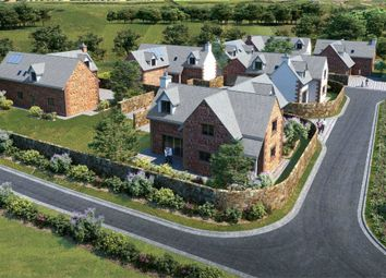 Thumbnail 4 bed detached house for sale in Plot 7 Pinfold Close, Skelton, Penrith
