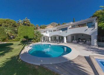 Thumbnail 5 bed villa for sale in Spain, Málaga, Benalmádena, La Capellanía