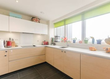 Thumbnail 3 bedroom flat for sale in Peartree Way, Greenwich