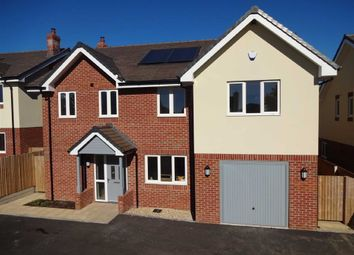 Thumbnail 4 bed detached house for sale in Plot 2 Oak House, Bank Villa, Halfway House, Shrewsbury