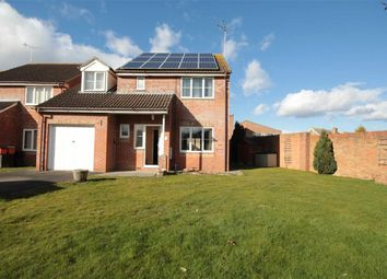 Thumbnail 4 bedroom detached house for sale in Edgar Row Close, Wroughton, Swindon