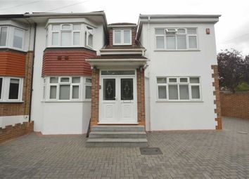 Thumbnail 4 bed semi-detached house for sale in Roding Lane South, Redbridge, Essex