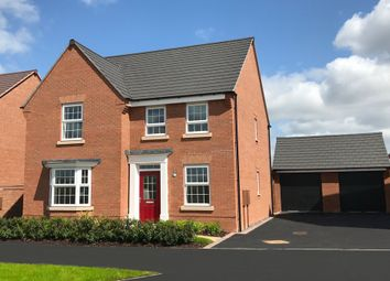 "Thumbnail 4 bed detached house for sale in ""Holden"" at Station Road, Warboys, Huntingdon"