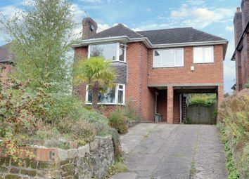 Thumbnail 3 bed detached house for sale in Chester Road, Audley, Stoke-On-Trent