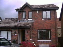 Thumbnail 3 bedroom detached house to rent in Loanhead Road, Linwood, Paisley