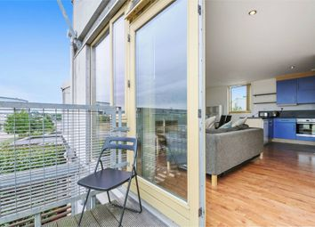 Thumbnail 1 bed flat to rent in Cottrell Court, Southern Way, North Greenwich, London