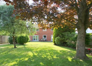 Thumbnail 4 bed detached house for sale in Southampton Road, Lymington, Hampshire