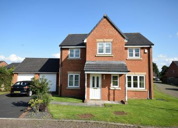 Thumbnail 4 bed detached house to rent in Edenside, Cargo, Carlisle
