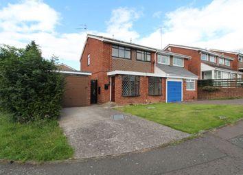 Thumbnail 3 bedroom semi-detached house for sale in Bridgeacre Gardens, Binley, Coventry