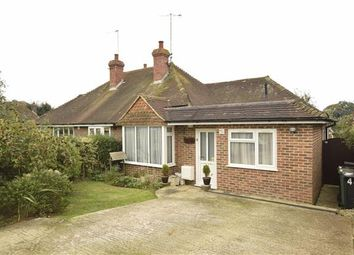 Thumbnail 2 bed semi-detached bungalow for sale in Pembury Grove, Bexhill-On-Sea, East Sussex