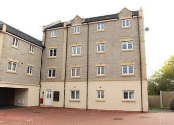 Thumbnail 2 bed flat for sale in Carver Close, Swindon