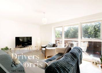 2 bed maisonette for sale in Sturmer Way, Islington, London N7