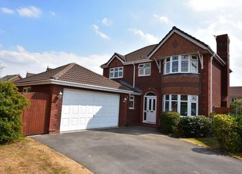 Thumbnail 4 bed detached house for sale in Bransdale Close, Great Sankey, Warrington