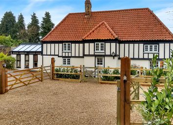 Thumbnail 4 bed detached house for sale in High Street, Sturton By Stow, Lincoln