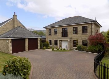 Thumbnail 5 bedroom detached house for sale in Hockerley New Road, Whaley Bridge, High Peak