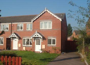 Thumbnail 2 bed semi-detached house to rent in Oakmeadow Way, Erdington, Birmingham