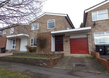 Thumbnail 4 bed link-detached house for sale in Arundel Drive, Putnoe, Bedford, Bedfordshire
