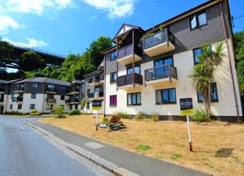 Thumbnail 2 bed flat to rent in Daws Court, Old Ferry Road, Saltash, Cornwall