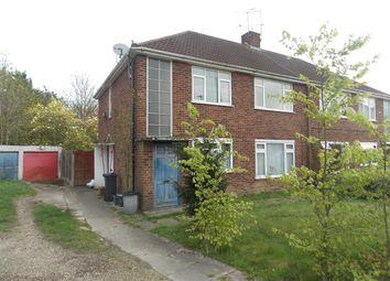 Thumbnail 2 bed maisonette to rent in Oak Way, Feltham