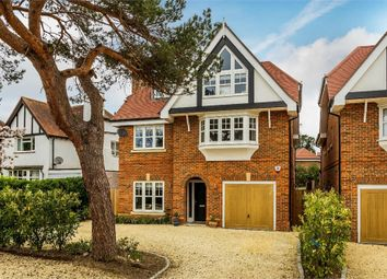 Thumbnail 5 bedroom detached house for sale in River Mount, Walton-On-Thames, Surrey