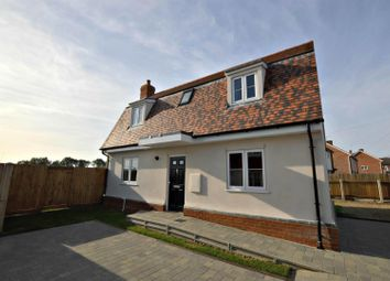 Thumbnail 2 bedroom detached house for sale in Bromley Road, Colchester