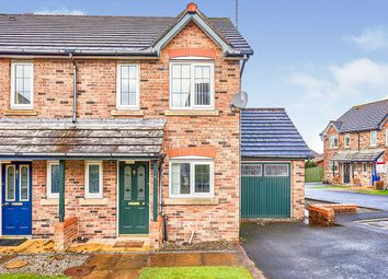 Thumbnail 2 bed semi-detached house for sale in Fern Way, Whitehaven, Cumbria