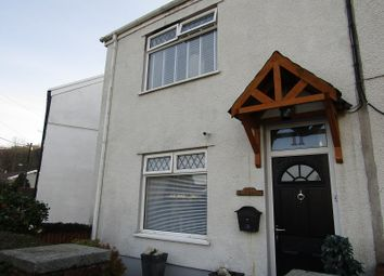 Thumbnail 3 bed semi-detached house for sale in Glannant Terrace, Ystradgynlais, Swansea, City And County Of Swansea.
