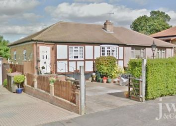 Thumbnail 2 bed semi-detached bungalow for sale in Chiltern Avenue, Bushey