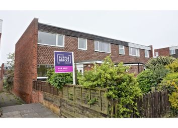 Thumbnail 3 bed terraced house for sale in Rothley Close, Newcastle Upon Tyne