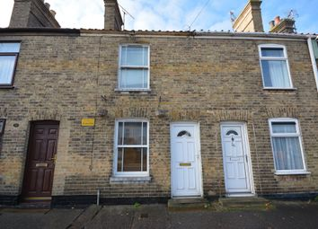 Thumbnail 2 bed terraced house for sale in Florence Road, Lowestoft