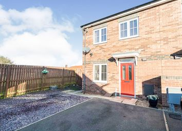 Thumbnail 3 bed end terrace house for sale in Denewood, Murton, Seaham, Durham