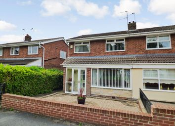 3 bed semi-detached house for sale in Buttermere Grove, West Auckland, Bishop Auckland DL14